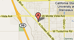 Turlock Mini Storage 2912 N. Golden State Blvd, Turlock, CA 95380
